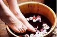 泡养生脚:时间、水温有讲究