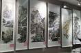 """渭南2O21""""迎春杯″歌颂祖国书画展奖项落定颁奖仪式举行"""