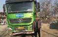 货车超载隐患多 渭南交警从严查处强警示