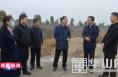 渭南高新区开展2021年第二次项目建设专项督导调研