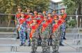 韩城市西庄镇15名新兵踏上征程