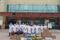 渭南市华州区卫健系统开展健康扶贫送温暖活动