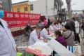华州区人民医院走进高塘镇开展义诊活动