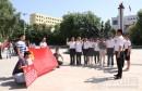 渭南高级中学党支部:赴渭华起义纪念馆缅怀革命先烈