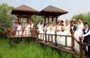 中国合阳洽川首届万人婚典活动将于七夕节盛大启航
