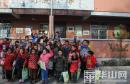渭南市实验小学走进三张镇开展精准扶贫送教活动