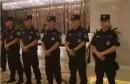 渭南市公安局对部分娱乐场所同时开展突击查处