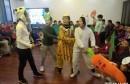 渭南城区解放路小学开展英语情景剧展演活动