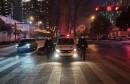 渭南市公安局高新分局:春节我在岗 守护万家灯火