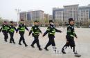 """""""五一""""将至 华州公安合力护航保平安"""