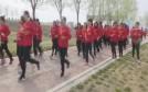 中铁北京工程局首届女职工健康马拉松赛渭南圆满举行