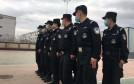 华州公安巡特警开展警务实战技能大练兵(一)