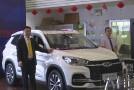 新一代大7座SUV 瑞虎8渭南上市