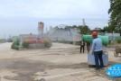 老城公司:毕家村项目扬尘治理有成效 个别工地抑尘需加强