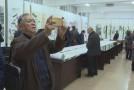 建功立业新时代  ——庆祝改革开放40年渭南体育事业大发展老年书画艺术大繁荣书画展举行