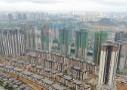 百城住宅均價漲幅連續多月維持在低位區間