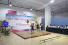 """2020年""""渭南体育产业杯""""陕西省青少年举重锦标赛今日开赛"""