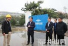 薛清军看望慰问节日期间坚守项目一线建设者