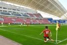 【全运渭南】十四运会足球项目测试赛(渭南赛区)开赛 赛区保障工作有条不紊