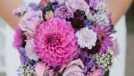 适合秋季婚礼的新娘捧花 给你最灿烂的祝福