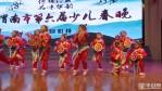 渭南市第六届少儿春晚首次彩排 千名演员展风采