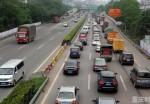 陕西交警总队发布国庆交通预警 部分路段或现拥堵