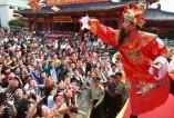 潼关春节游客突破50万人次 旅游综合收入3.8亿元