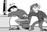 男子在韩城趁人不备夺走2900余元手机 7小时后被抓