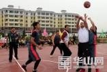 """大荔首届""""人民城管杯""""篮球邀请赛让你过把瘾"""