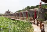 渭水之南:从桃花塬到葡萄之乡 乡村旅游正当其时