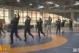 【体育新闻】科学备战  成就梦想  渭南市体校自由式摔跤队积极备战省十七运会预选赛