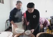 一缕清香自西塬——北杨豆腐