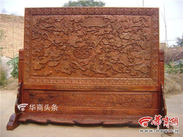 白水九龙木雕第九代传承人:用嫁女儿的心态雕刻