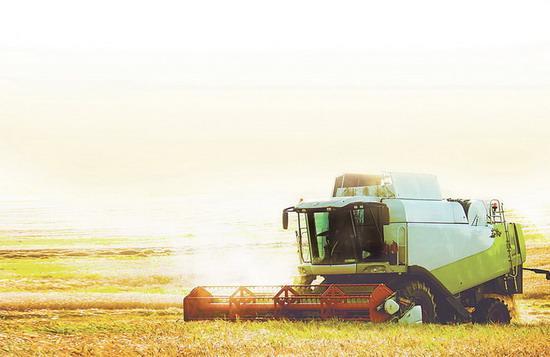 推进土地流转做规模 带动农户连接大市场