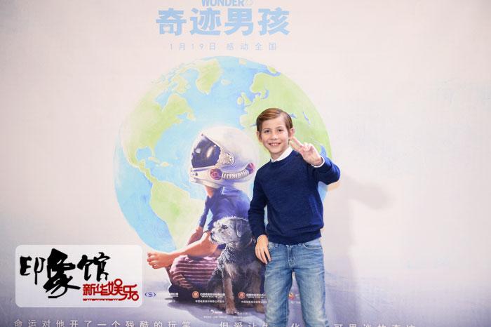 """""""奥吉"""":希望《奇迹男孩》能让世界更友好"""