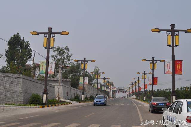 �RߞR|_陕西表彰30个小镇 韩城西庄镇 临渭区下邽镇上榜