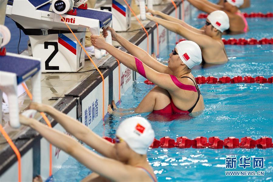 (体育)(2)游泳——傅园慧无缘2018全国冠军赛女子200米仰泳决赛