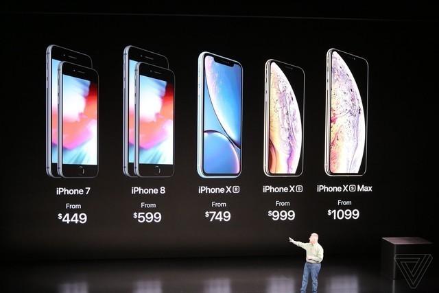 新iPhone发布了 不过这价格让我难以接受