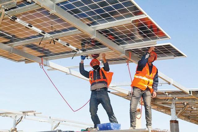 渭南:重点项目建设引领高质量发展