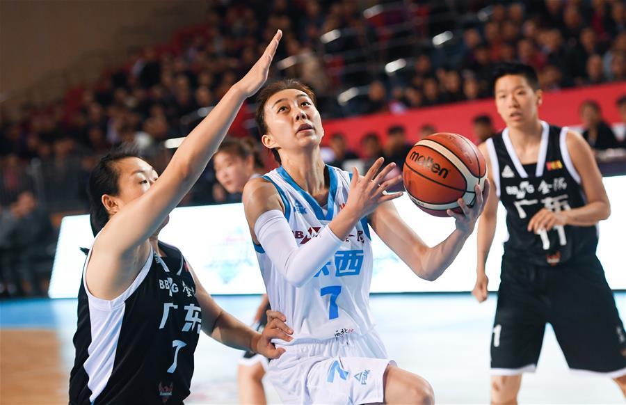 (体育)(1)篮球——WCBA:陕西天泽体彩不敌东莞新彤盛