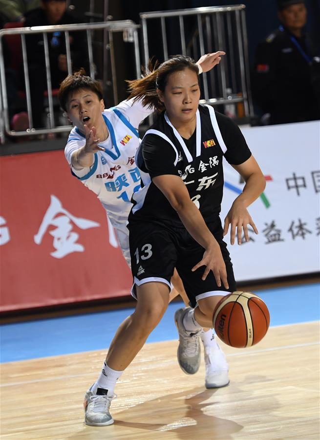 (体育)(5)篮球——WCBA:陕西天泽体彩不敌东莞新彤盛