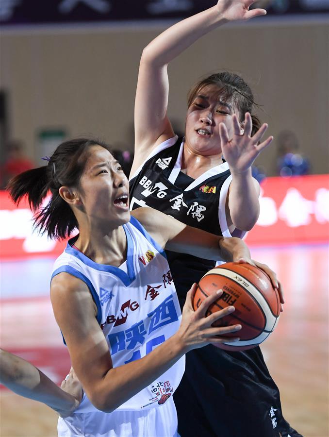 (体育)(4)篮球——WCBA:陕西天泽体彩不敌东莞新彤盛