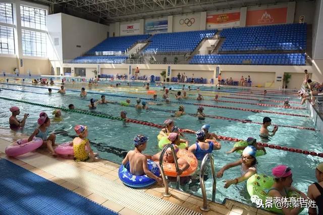 福利来了 元旦当天市体育中心体育馆、游泳馆免费开放