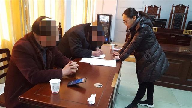 """韩城法院:一场""""虐心""""的纠纷"""