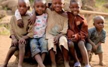 非洲孤儿别样成长日记