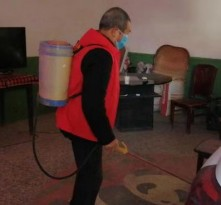 华阴市华西镇: 党员干部坚守一线 奋战疫情为民服务
