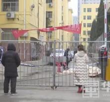 刘凯检查社区和民政福利机构疫情防控工作