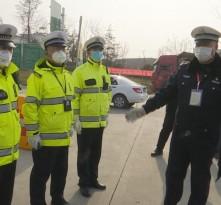 临渭区7名政协委员向防疫一线工作人员捐赠一万三千余元的物资