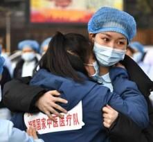 """驰援武汉!陕西中医药大学32名""""中医英雄""""出征!"""