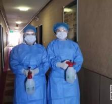 不同的战场 同样的冲锋——渭南市第二医院驻扎火车站集中医学隔离留观点工作掠影